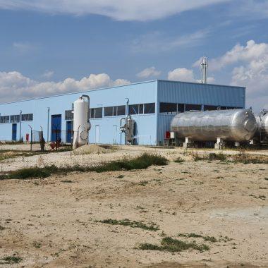 Гео Гас производство и испорака на јаглероден диоксид